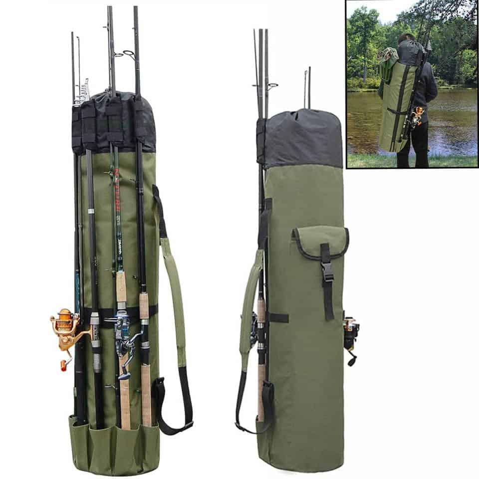 Fishing Rod Bag Holder - new relationship gift ideas for him