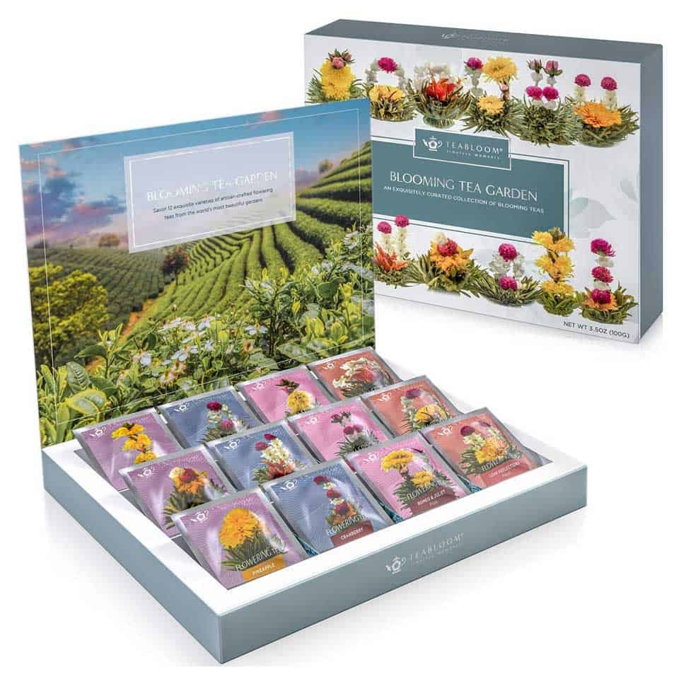 Flowering Tea Collection - mother day gifts