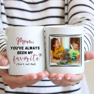 unusual mothers day gifts - Funny Mom Mug from Son
