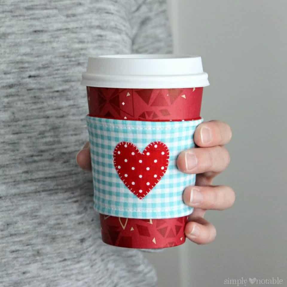Heart Fabric Cozy