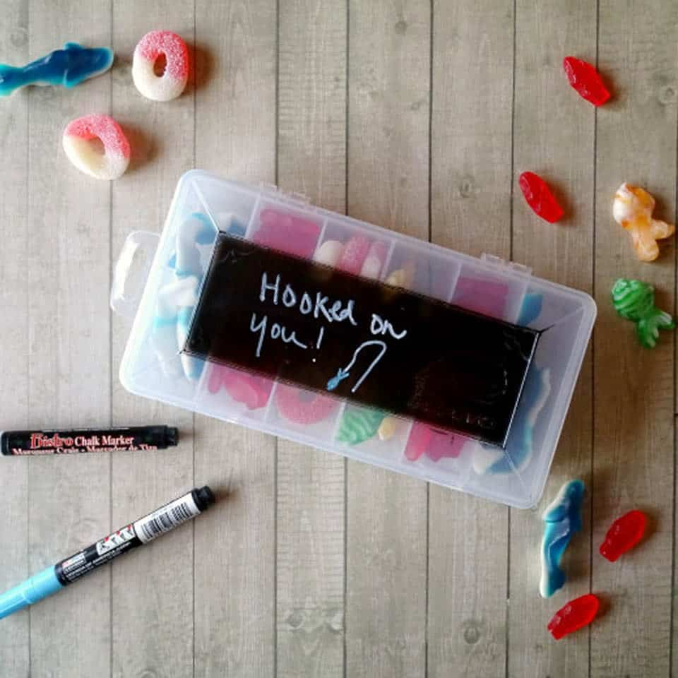 Hooked on You Candy Box