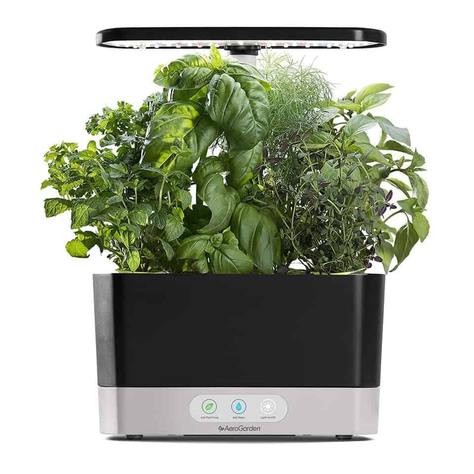 Indoor Hydroponic Garden - gift ideas for new boyfriend