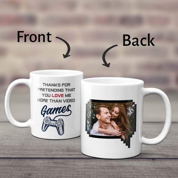 More Than Video Games Mug