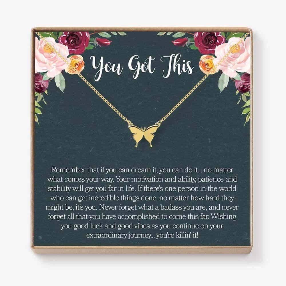 Motivational Gift Necklace