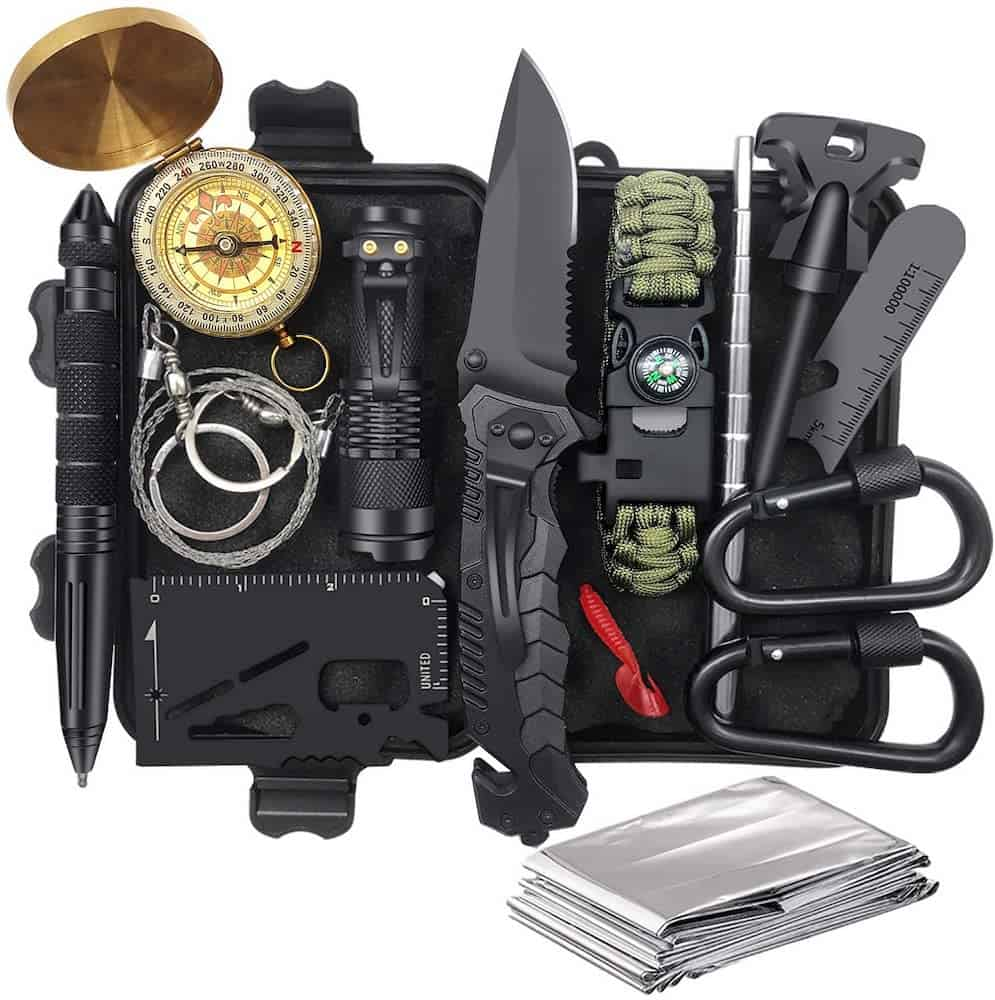 Survival Gear and Equipment Gifts Ideas for Him
