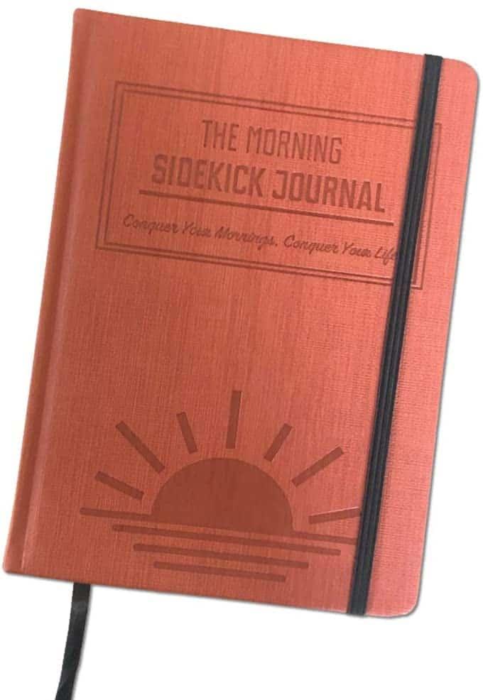 The Morning Sidekick Journal - inspirational gifts