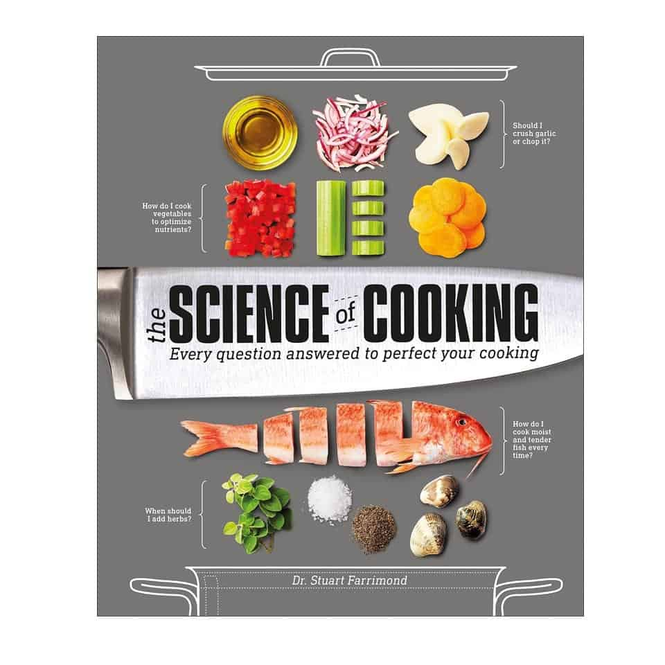 The Science of Cooking - romantic gifts for new boyfriend
