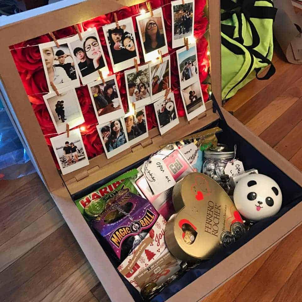 Treasure Chest Paper Box