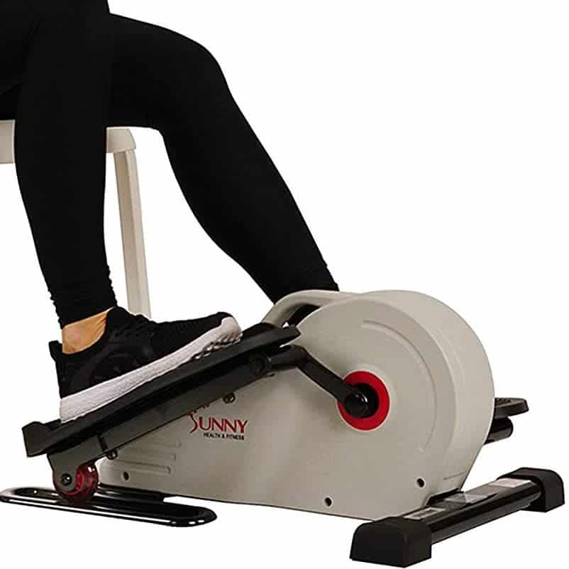 A compact leg exerciser - gift for dad