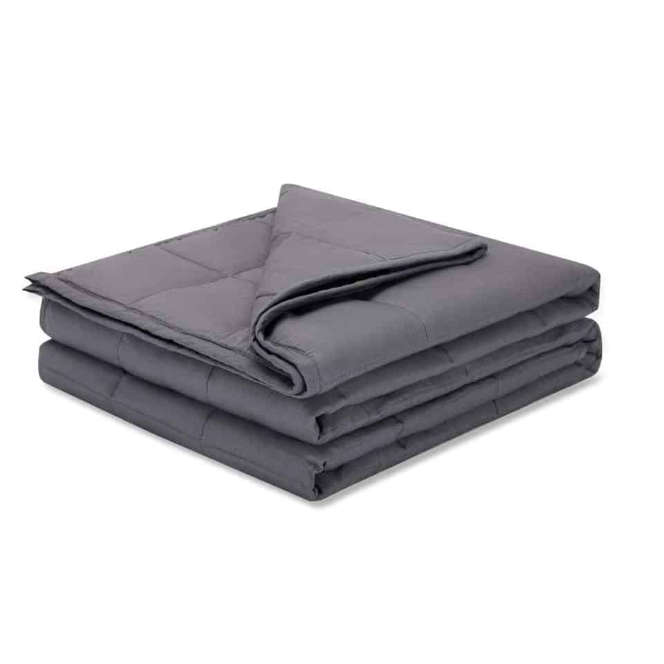 Weighted Blanket - things to get your new boyfriend