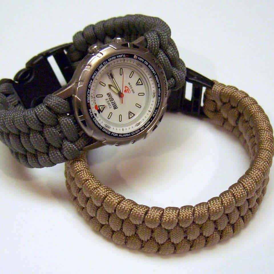Woven Paracord Bracelet