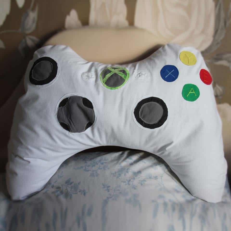 Xbox Controller Pillow