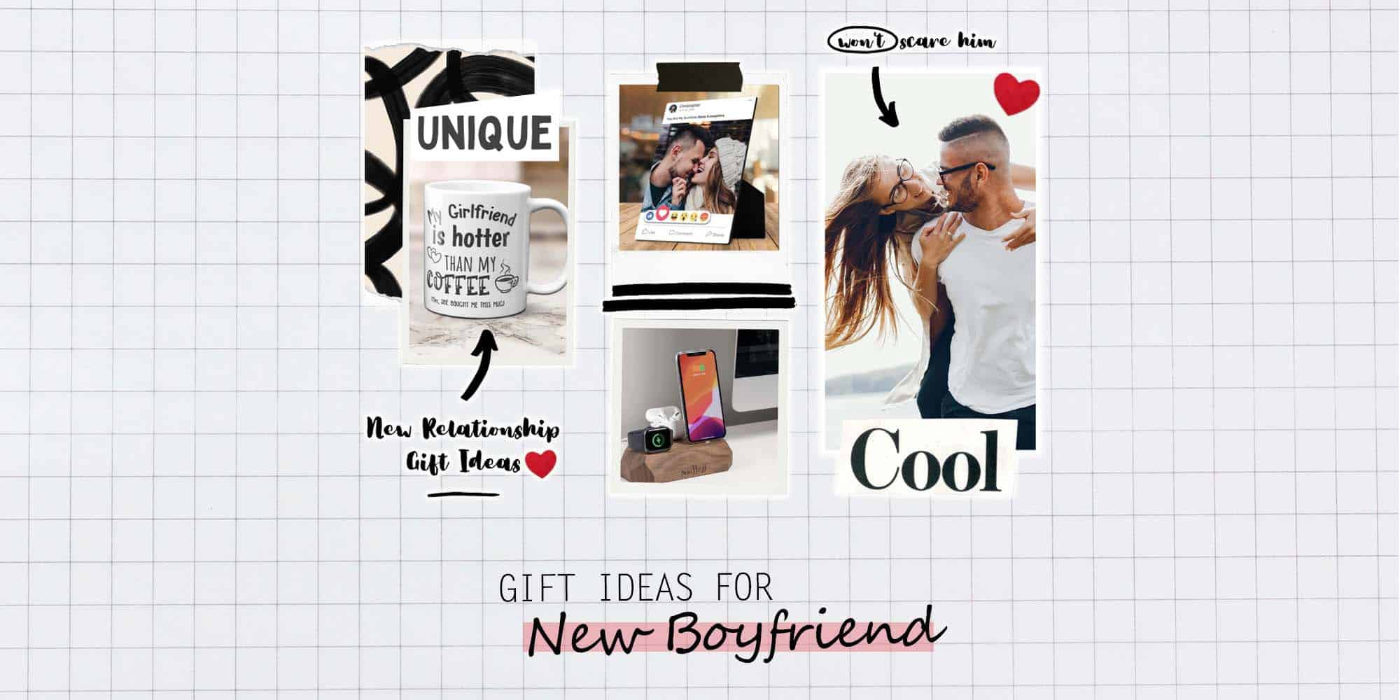 53 Best Gifts For New Boyfriend To Not Scare Him (2021)