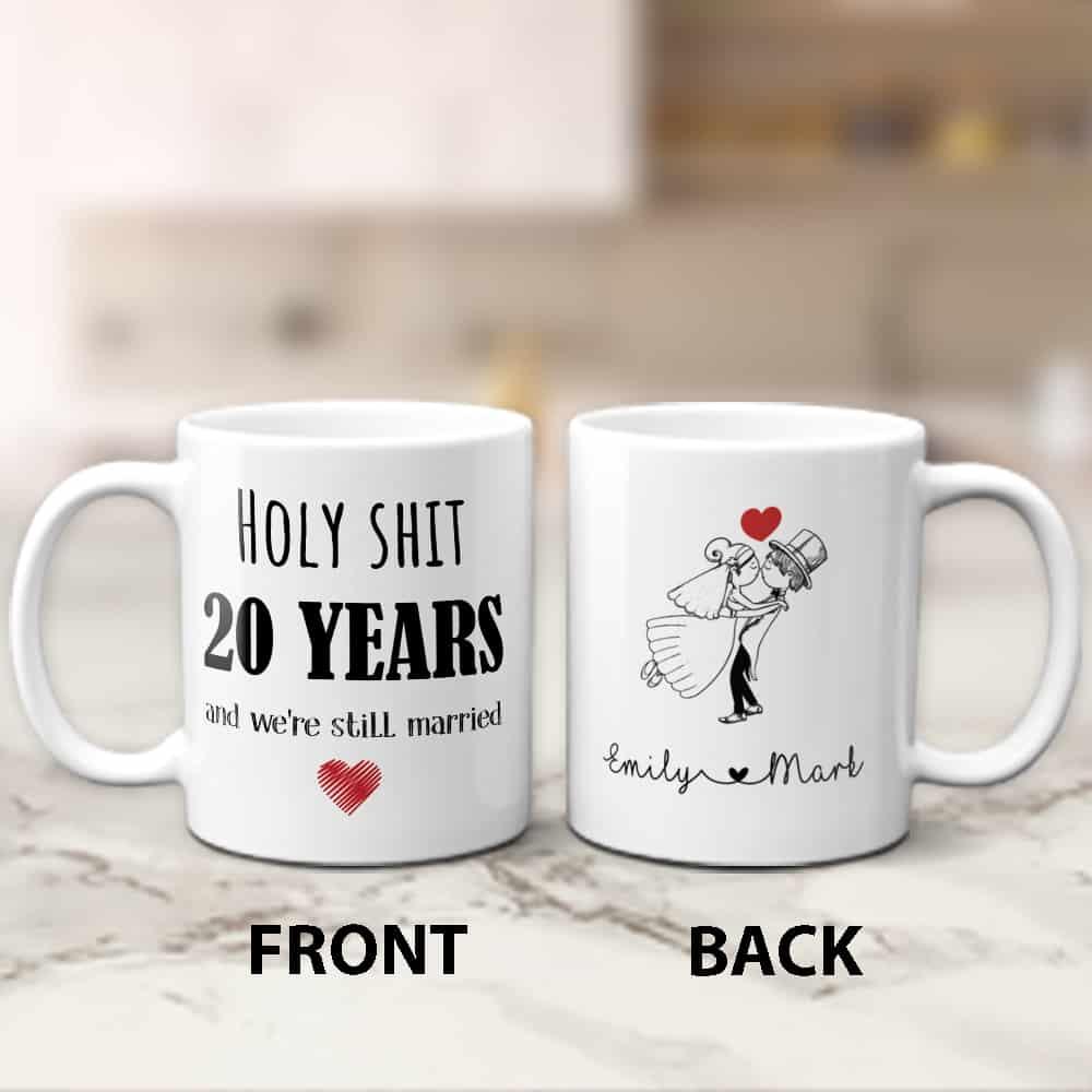 Funny Coffee Mug for Him