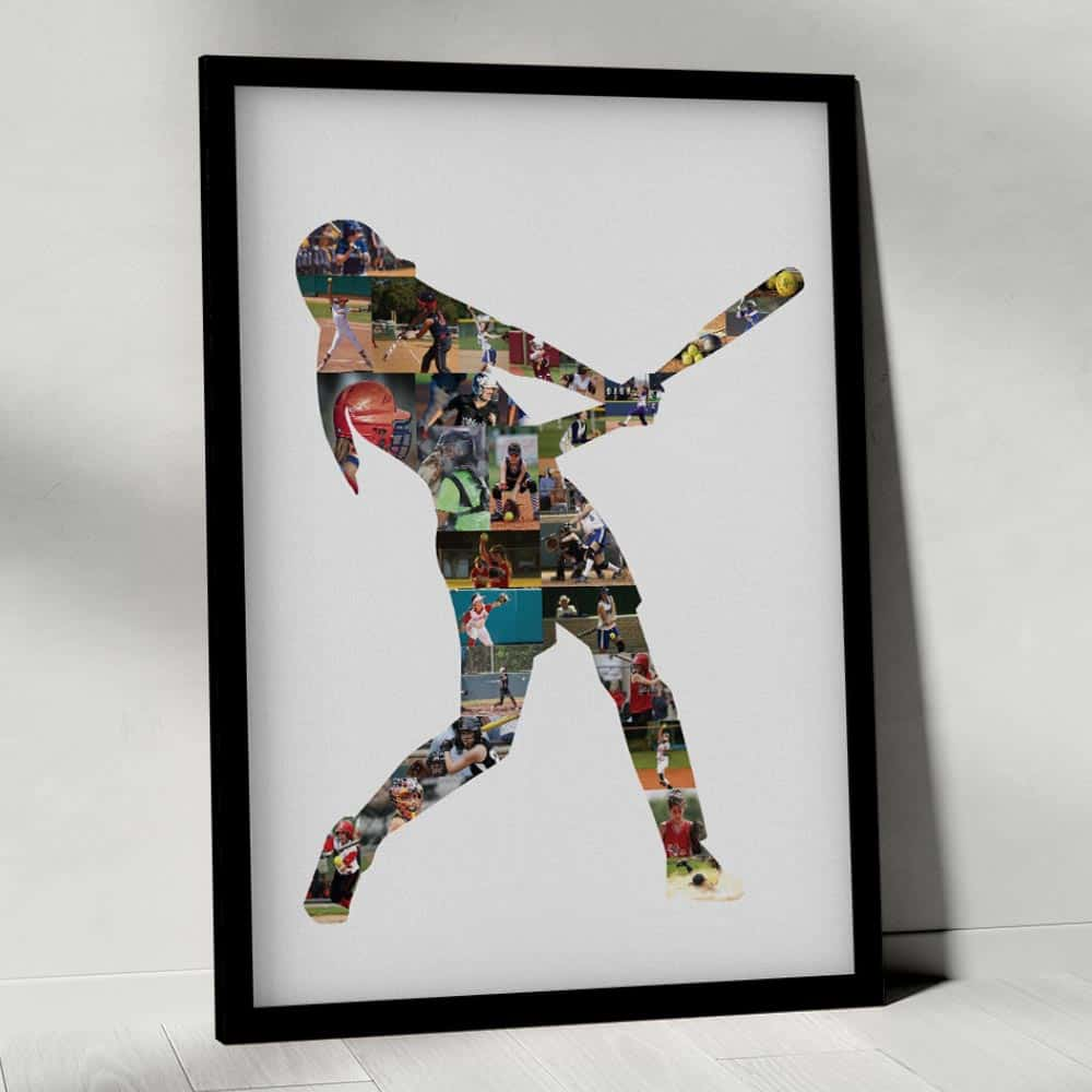 a sweet 16 birthday gift for a softball player