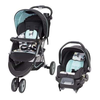 meaningful gifts for mom - Baby Stroller And Car Seat Set