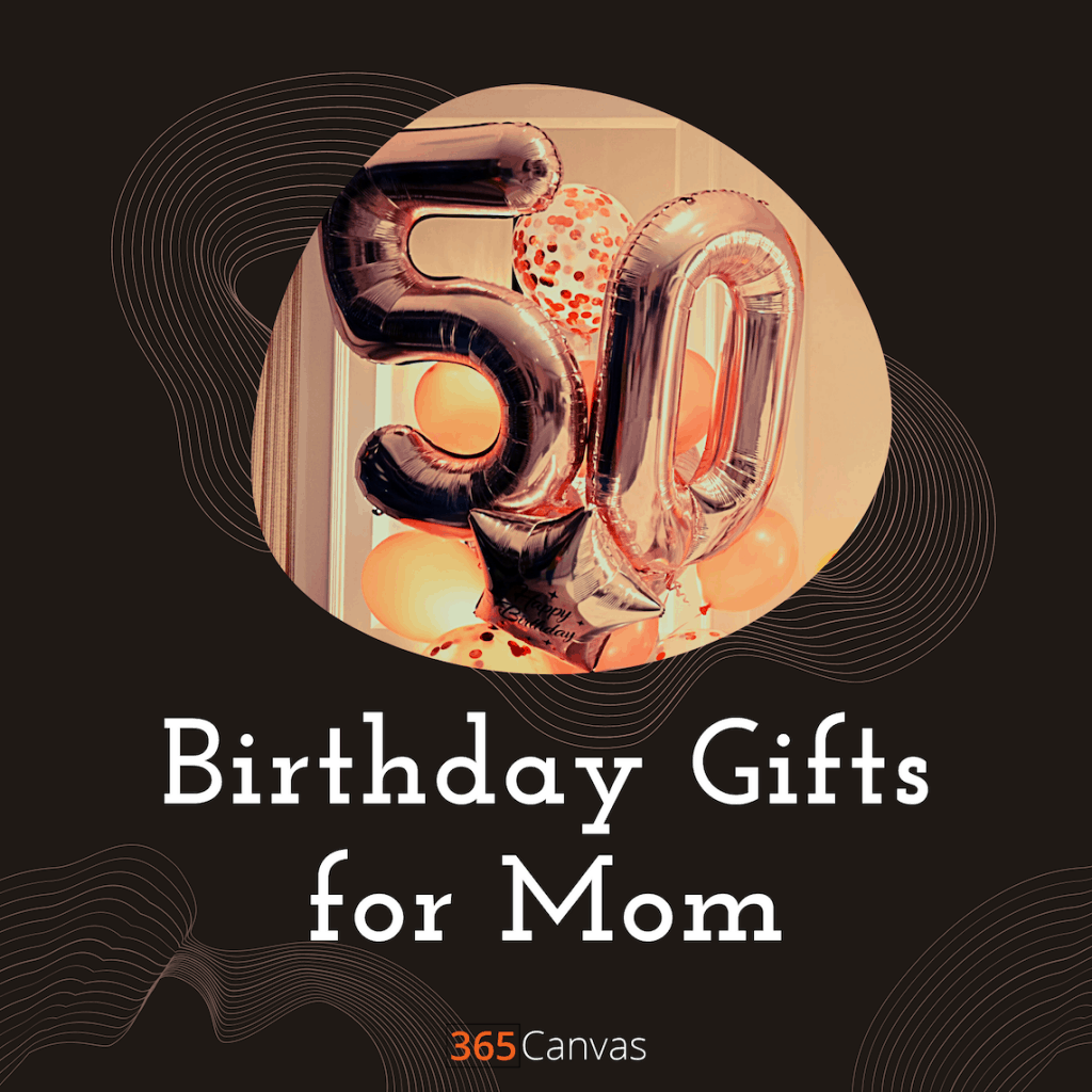 Birthday Gifts For mom - cover Image