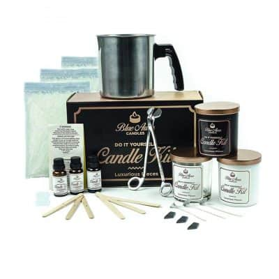 mom gifts - Candle Making Kit