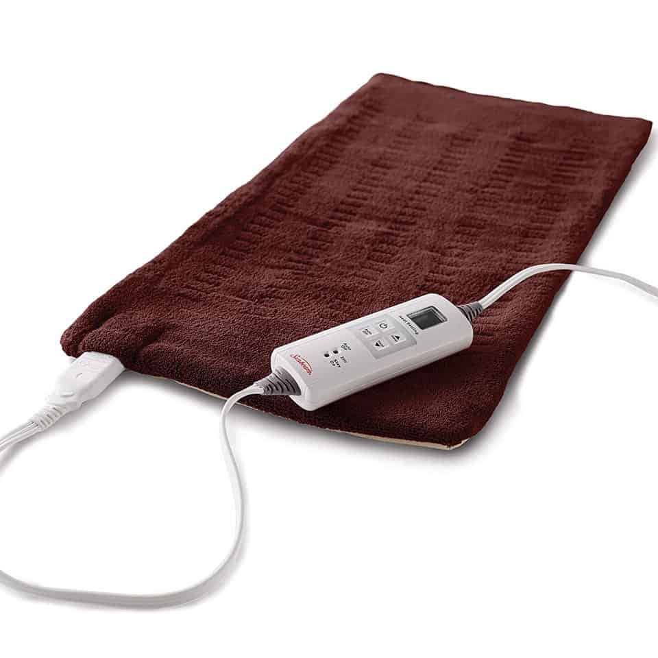 Heating Pad  - daughter to mother for mothers day gifts