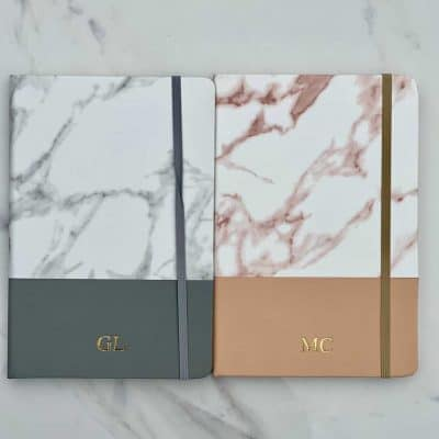 presents for mom - Marble Notebook