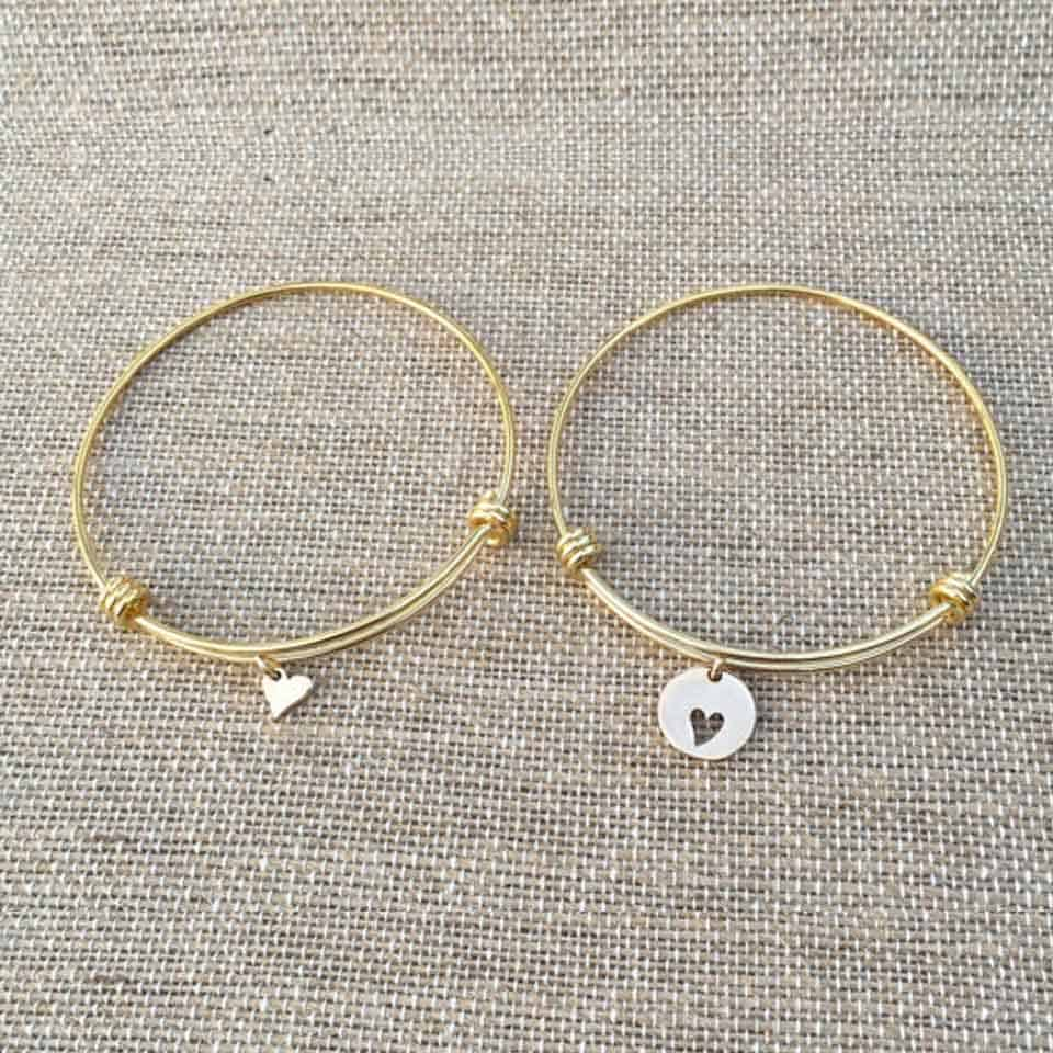 Mother Daughter Bracelet Set - awesome mother's day ideas from daughter