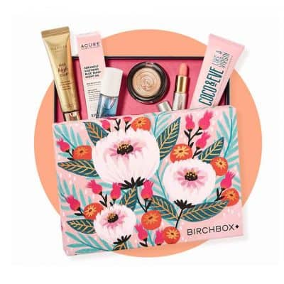 thank you gifts for mom - Beauty Box Subscription