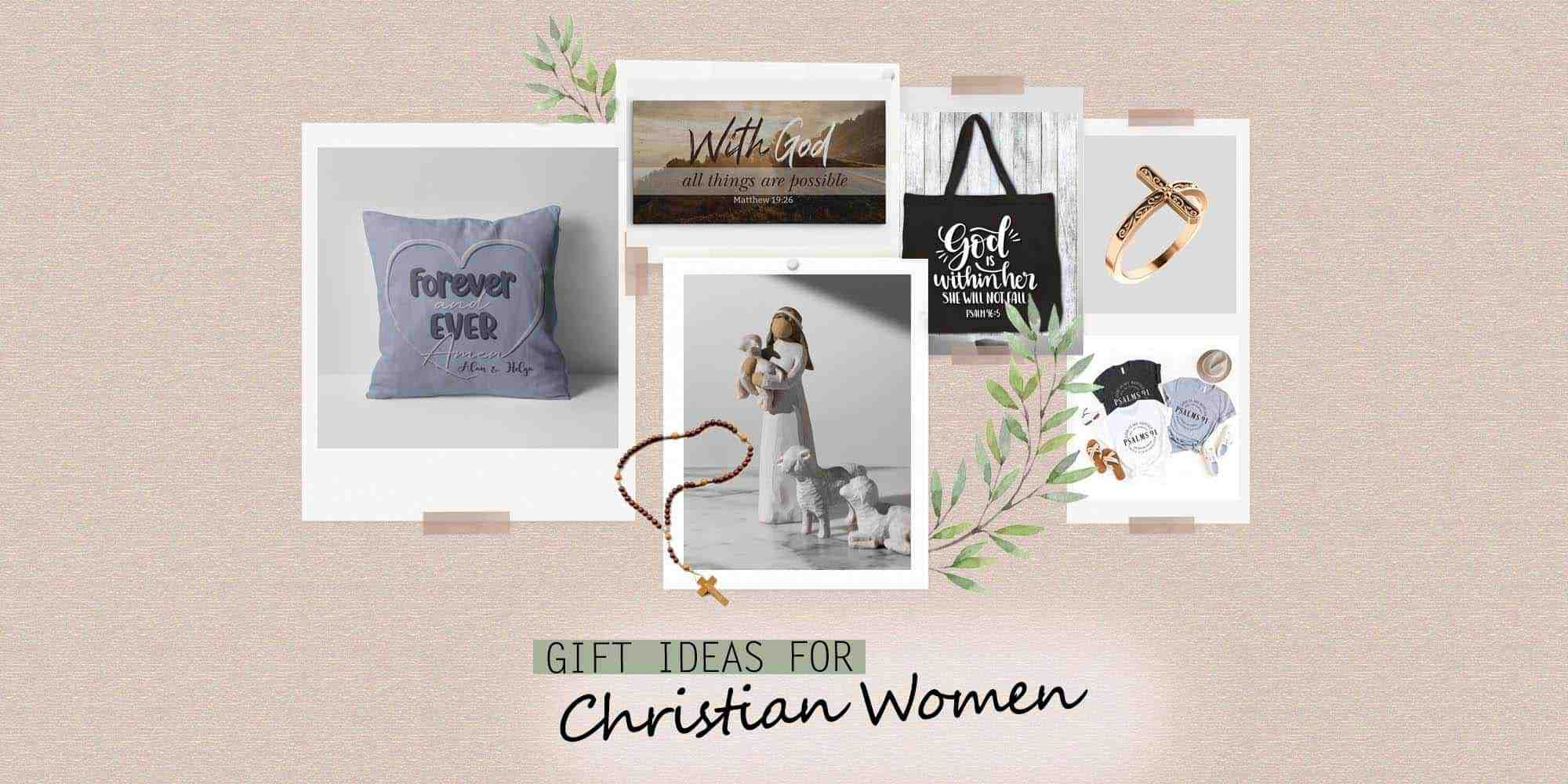 35+ Best Christian Gifts for Women to Inspire Her Faith (2021)