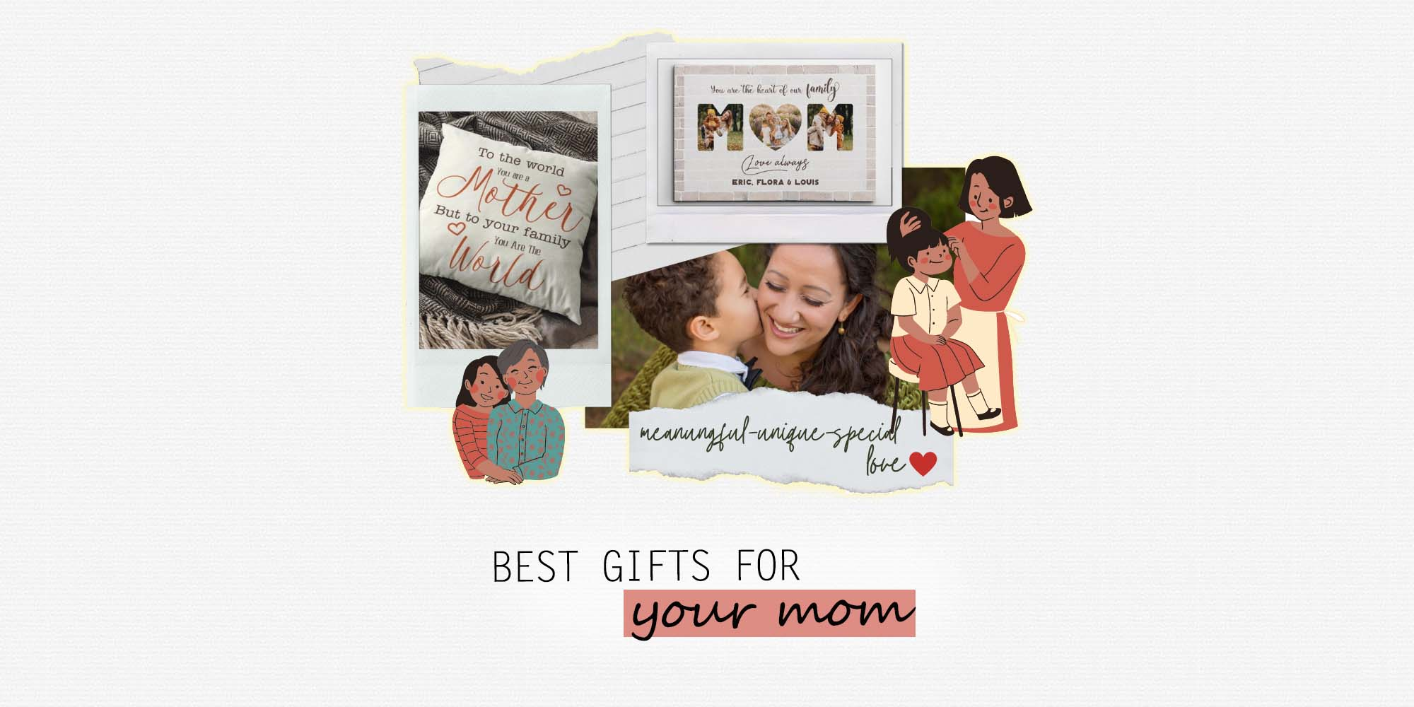 55 Best Gifts for Mom Who Doesn't Want Anything (2021)
