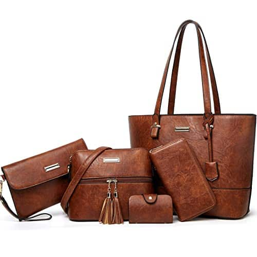 Bags and Purse Set