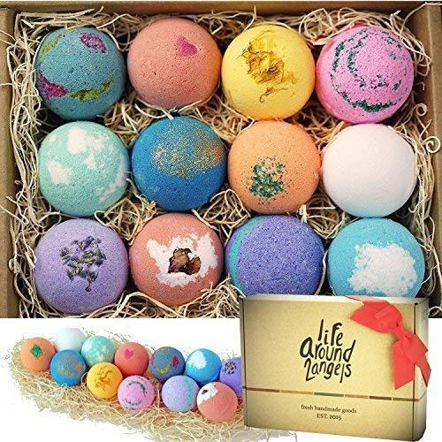Bath Bomb Gifts Set