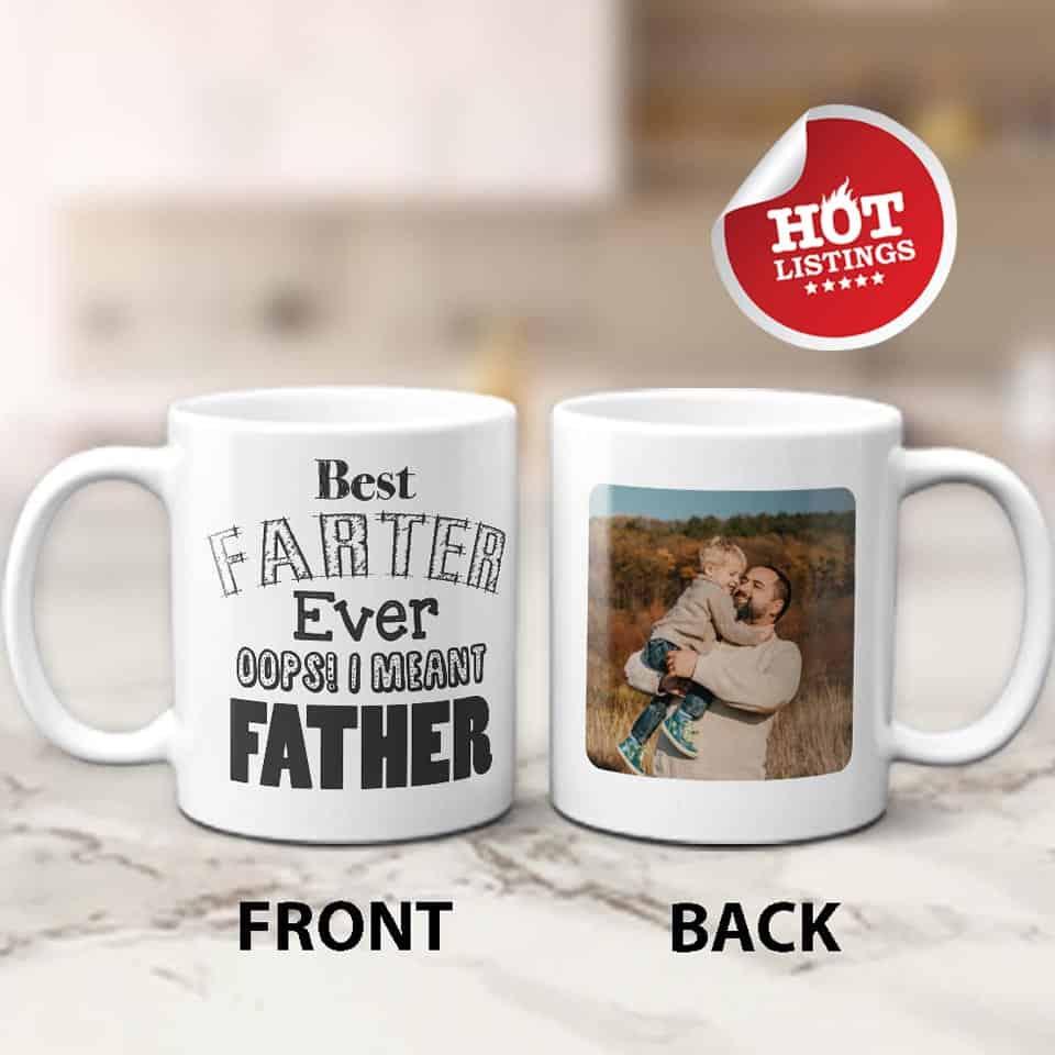 Custom Funny Photo Mug