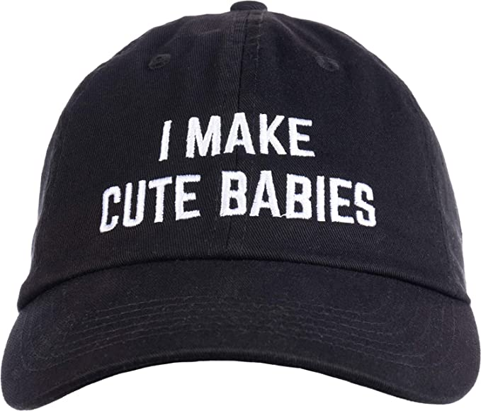 Daddy Humor Baseball Cap gifts for father from