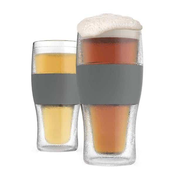 Freeze Beer Glass