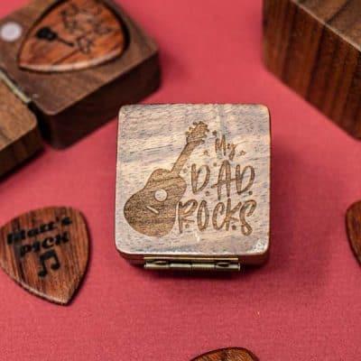 Guitar Pick Box