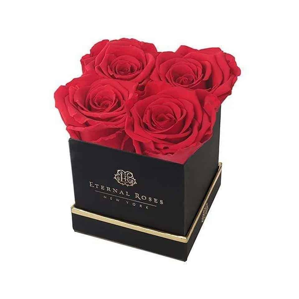 wedding anniversary ideas for her: Long Lasting Rose