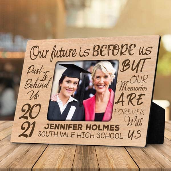 our future is before us plaque