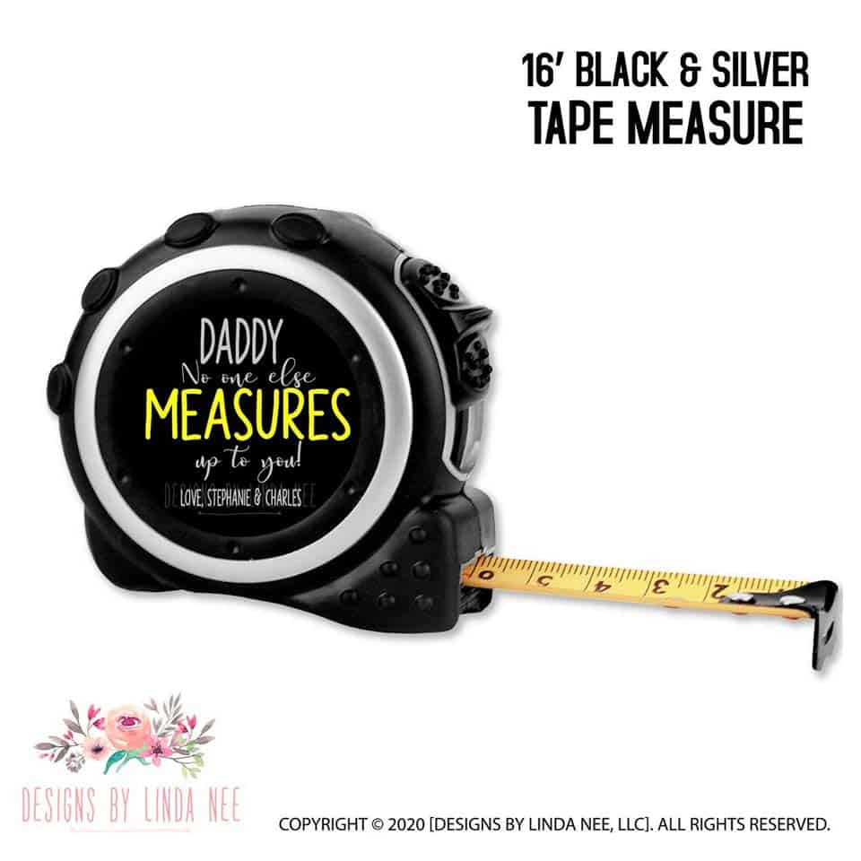 Personalized Measuring Tape