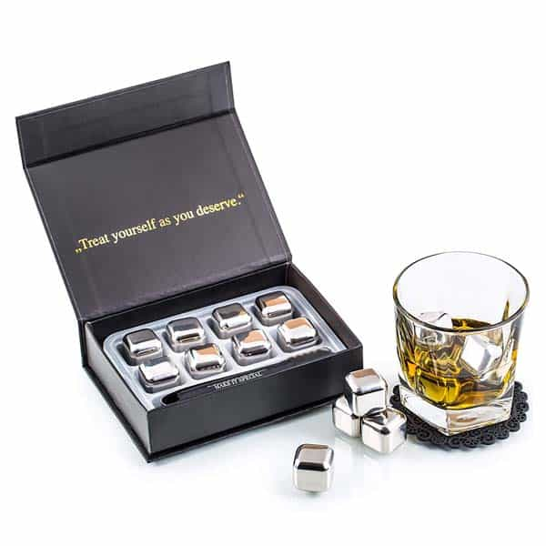 cheap fathers day ideas - Whiskey Stone
