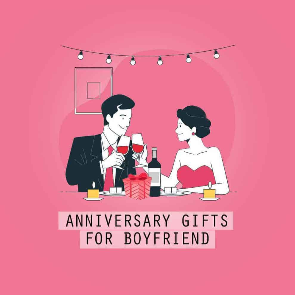 anniversary gifts for boyfriend article