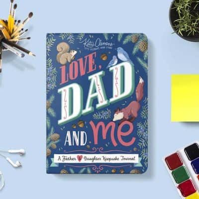 Father-Daughter Journal