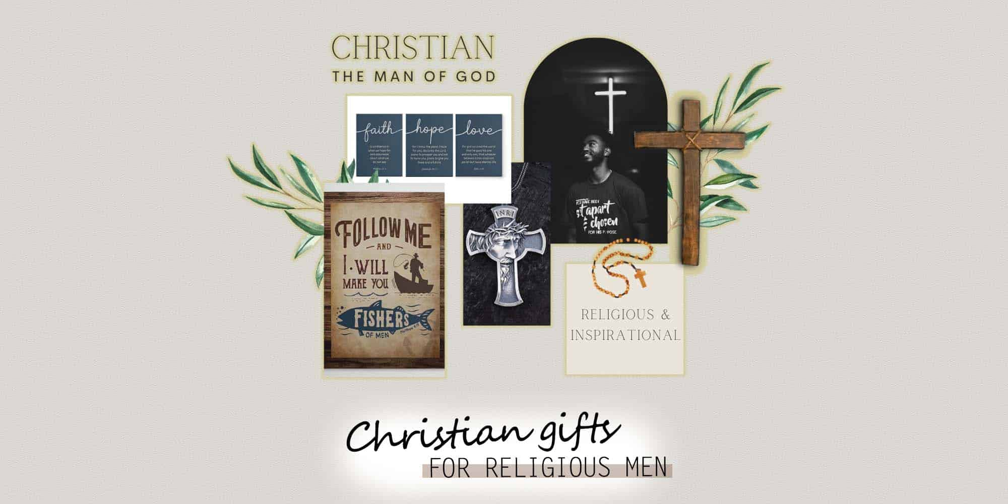 30 Best Christian Gifts for Men: Religious & Inspirational Gifts (2021)