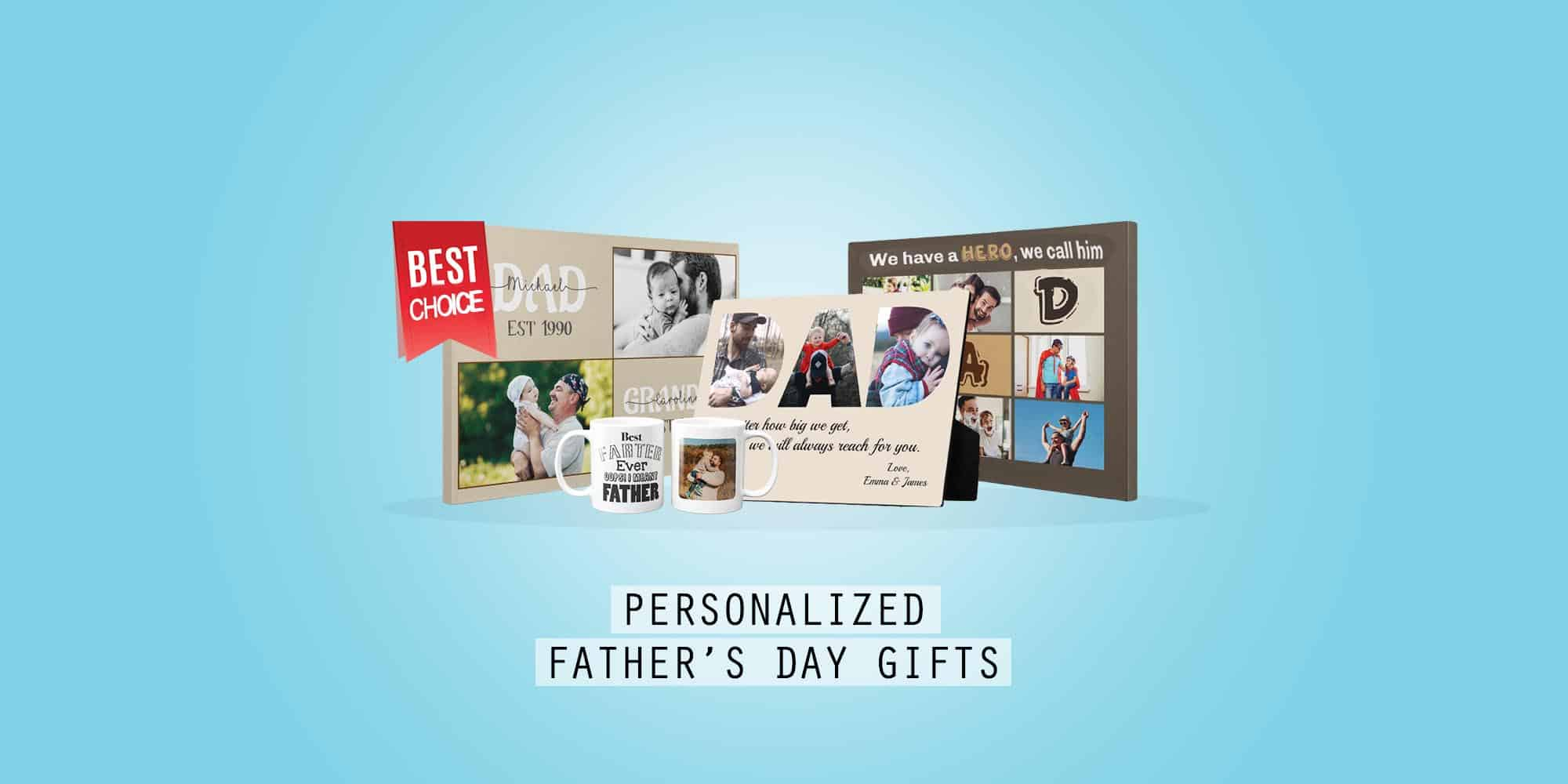 40+ Personalized Gifts for Father's Day to Make Him Feel Extra Special (2021)