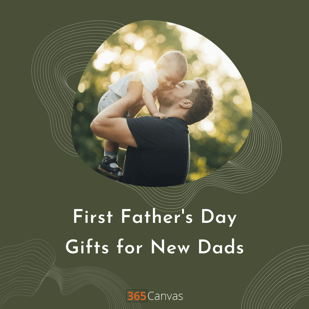 best first fathers day gifts for a new dad