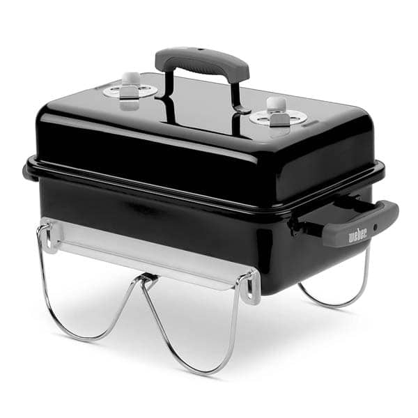 things to give your boyfriend: Go-Anywhere Charcoal Grill
