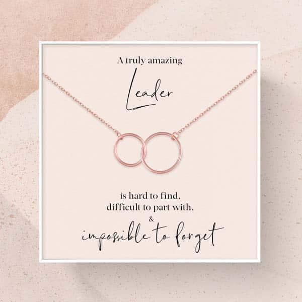 Leader Appreciation Necklace