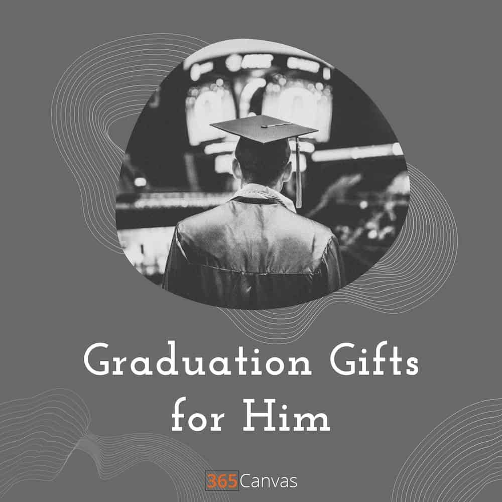 28 Best Graduation Gifts for Him for Reaching the High School or College Milestone (2021)