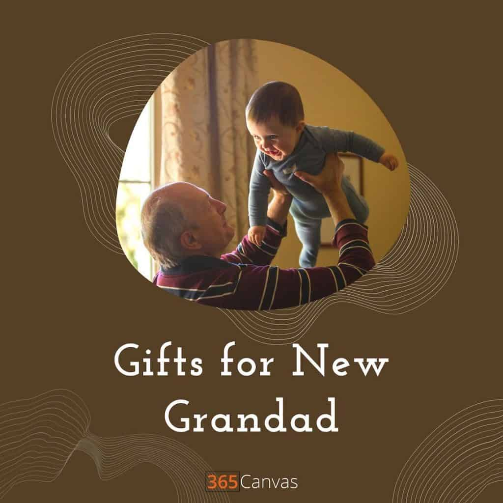 new grandad gifts cover image