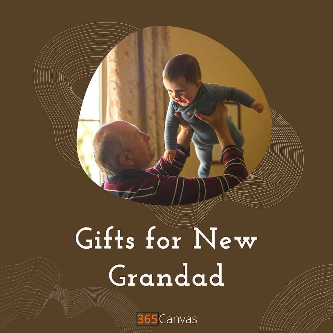 New Grandad Gifts: 17 Gift Ideas to Celebrate Their New Role (2021)