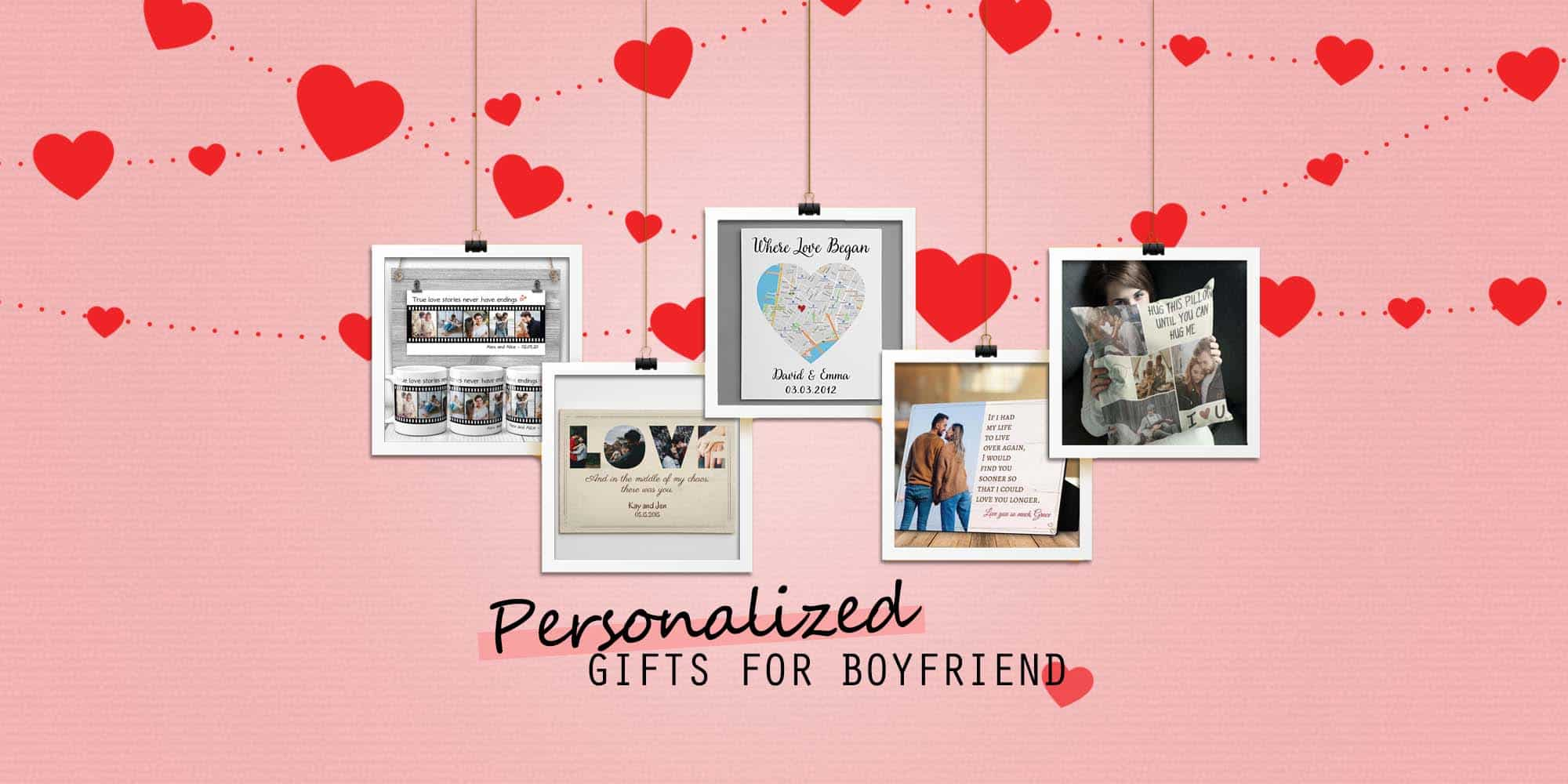 31 Personalized Gifts for Your Boyfriend to Make Him Feel Special (2021)