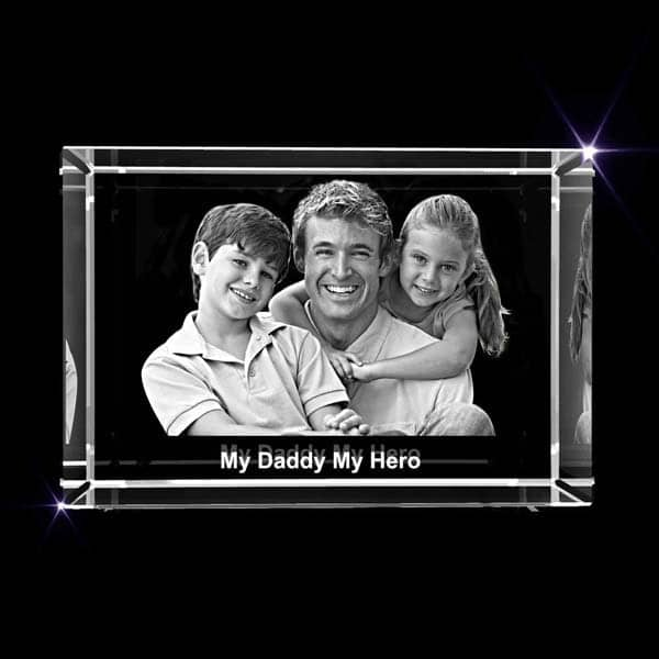 3D Crystal Photo Gift